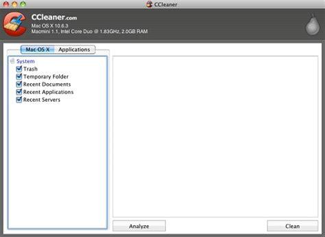 ccleaner x mac ccleaner para mac geekalia com