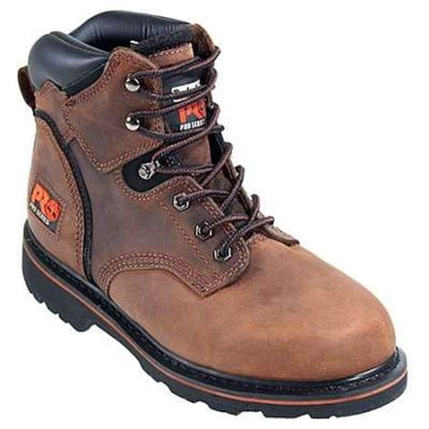 timberland work boots for timberland s pro pit 6 inch soft toe work boots 33046