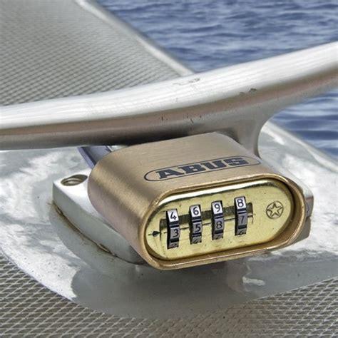 cadenas abus nautic code 180 abus allwetter zahlenschloss nautic code 180ib