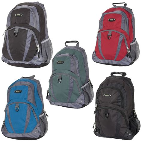 Jeep Backpack Jeep Discovery Multi Function Travel Laptop Office Luggage