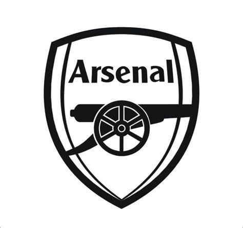 arsenal logo arsenal logo black and white google search glass art