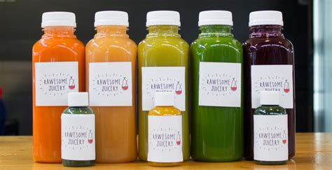 Detox Atlanta by Rawesome S Detox Juice Flight
