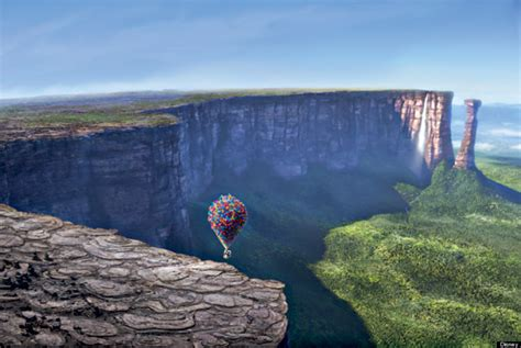 up film venezuela these destinations are straight out of a disney movie