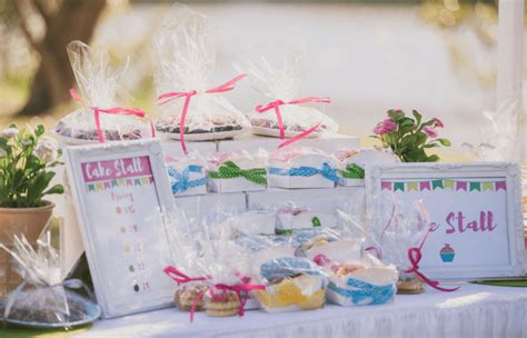 stall ideas  fetes   fundraising directory