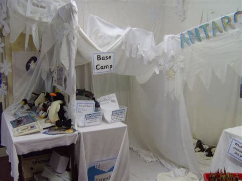 Wall Tent by Antarctica Role Play Area Classroom Display Photo Photo