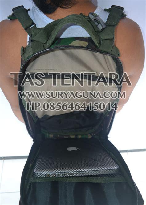 Tas Laptop Loreng tas laptop army loreng tentara suryaguna distributor
