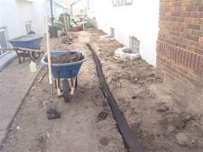 exterior drain home design ideas and architecture