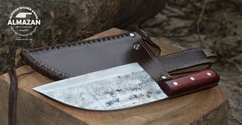Hand Made Kitchen Knives by Almazan Kitchen Knife Order Yours To Enjoy The Slicing