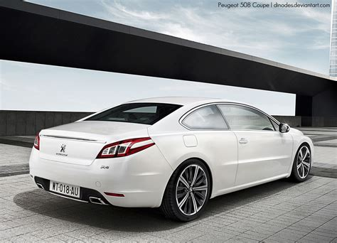 peugeot convertible 2016 2016 peugeot 407 coupe pictures information and specs