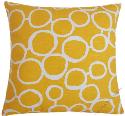 Mustard Yellow Throw Pillows by 20 Quot Sq Mustard Yellow Freehand Decorative Throw Pillow