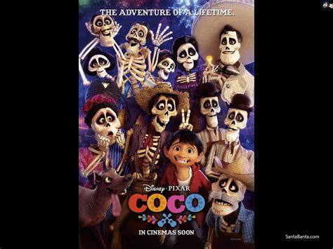 coco xxi cinema coco movie wallpaper 4
