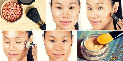 Setrika Wajah Agar Tirus tutorial gang teknik shading wajah agar lebih tirus
