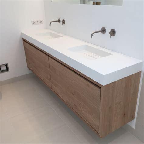 Miami Modern Home Design 25 beste idee 235 n over badkamermeubel op pinterest planken
