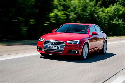 audi a4 2016 audi a4 2016 prototype review by car magazine