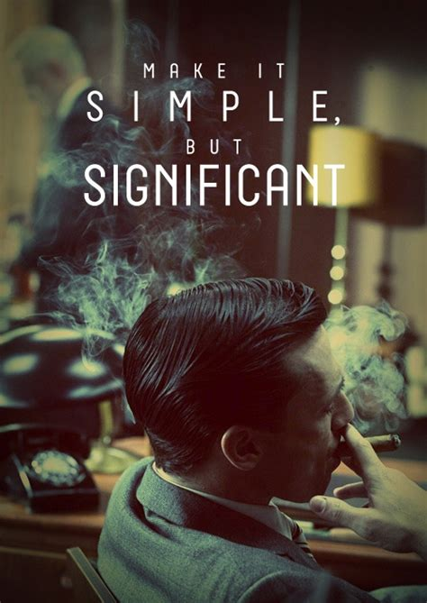 simple  significant don draper favethingcom