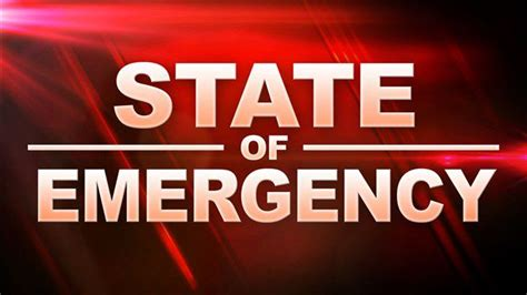 Lu Emergensi local state of emergency declared for the winter wrwh