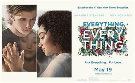 se filmer everything everything everything everything see the movie and read the book