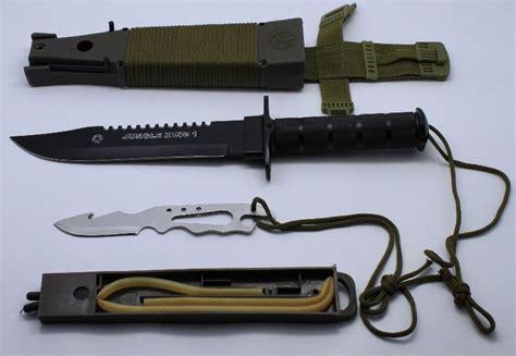 cing survival knives 荒野求生秘籍里用的求生刀是什么刀 荒野求生里男主角用的刀是什么牌子的