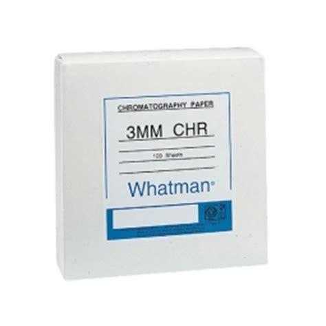 3004 917 Grade 4 Chr Cellulose Chromatography Paper Sheet 460x570mm whatman 3030 861 grade 3mm chr cellulose chromatography