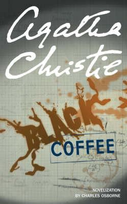 black coffee poirot poirot black coffee agatha christie 9780006511373
