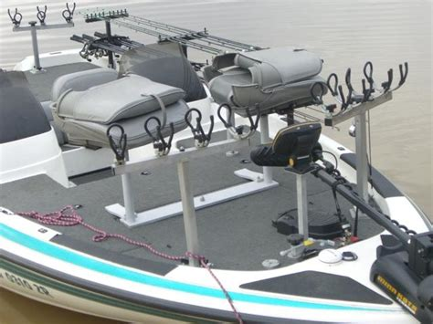 boat rod transport holders rod holders and double seat mounts
