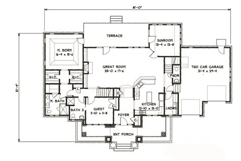 suburban house floor plan the suburban craftsman gmf architects house plans