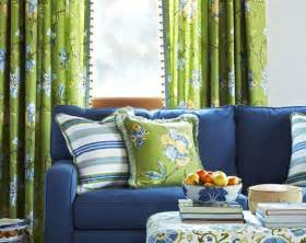 Navy And Green Curtains Designs Navy Blue Sofa Lime Green Drapes Home Decor Green Pillows Patterns And In Kitchen