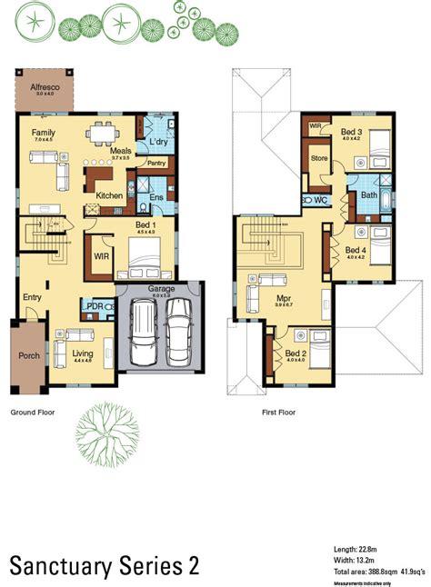 Sanctuary Floor Plans sanctuary little constructions new homes amp renovations