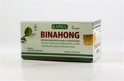 Obat Binahong obat herbal wasir kapsul ekstrak binahong obat herbal