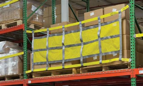 Racking Nets by Warehouse Safety Products Part 9 Safety Nets Ww