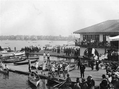 lake merritt boat house an historic photograph of the mu