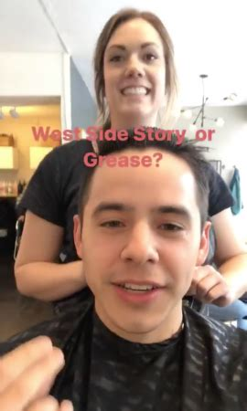 Family Haircut Story | fans of david archuleta fod the home for david