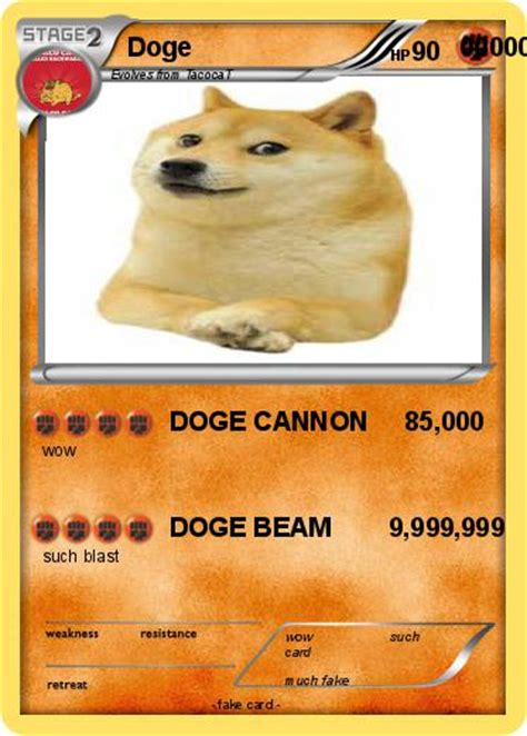doge card doge card printable images images