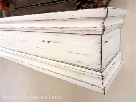 diy fireplace mantel shelf today s fabulous finds diy mantel shelf and how to hang it