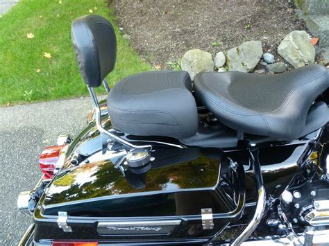 best touring seat for harley road king best looking road king passenger seat harley