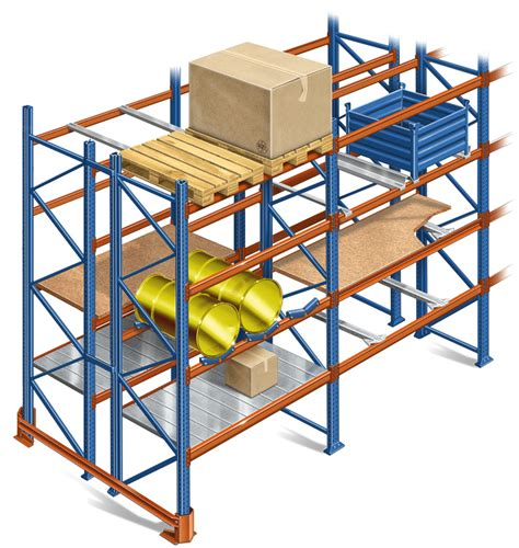 Industrial Rack Systems by Industrial Products Plus Inc The Leading Material Handling Solution Provider