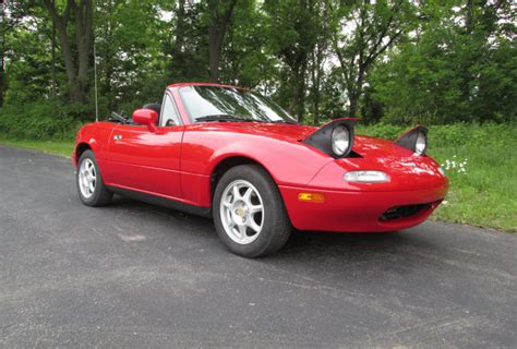 how to learn about cars 1994 mazda miata mx 5 engine control no reserve 1 8l 1994 mazda miata for sale on bat auctions sold for 7 300 on august 6 2015