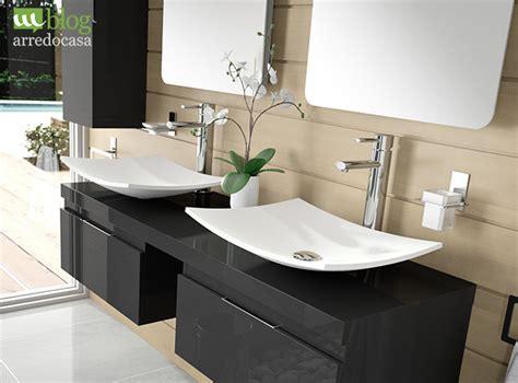 mobile lavello bagno mobili bagno con doppio lavabo pro e contro m