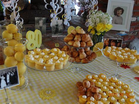 grannys  birthday celebration  catering