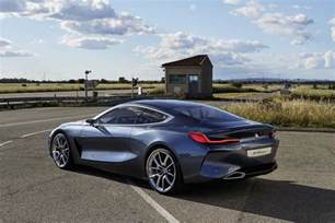 the new bmw concept 8 series automotive rhythms