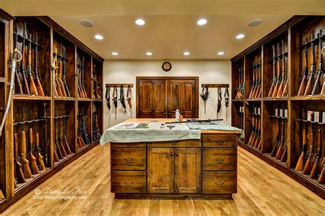 ten best gun rooms