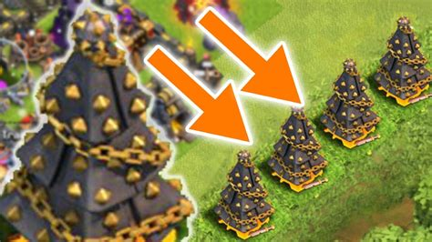 in coc xmas tree in 2016 clash of clans quot new quot how to spawn a x tree coc tree fast easy new update
