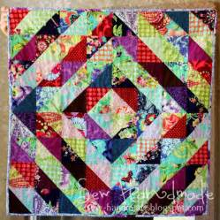 sew handmade values quilt