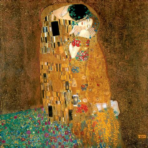 La Klimt by Valentine S Kisses Norms Do Klimt The Daily Norm