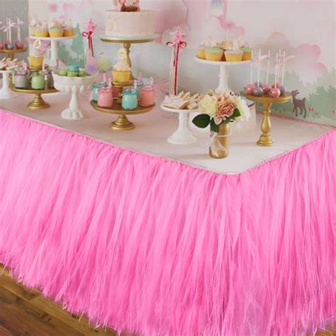 Tulle Tutu Table Skirt Polka Dot Affair Australia