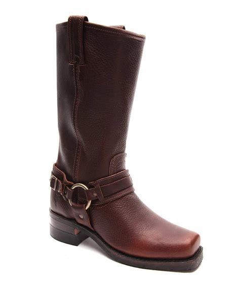 frye boots outlet the frye company s belted leather biker boots