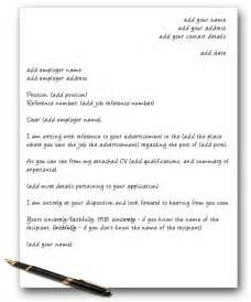 A Letter Template Letter Template Uk Formal Letter Template