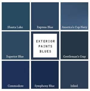 best blue colors 8 paint colors for a blue front door blue door living