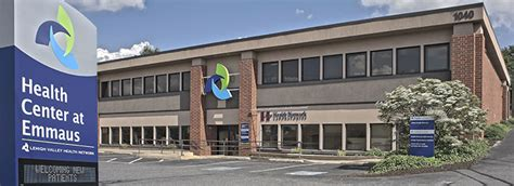 health center at emmaus lehigh valley health network a