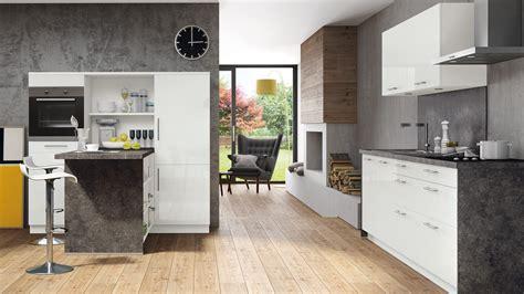 Küchen Mit Küchenblock 1329 by Landhausm 246 Bel Weiss Holz